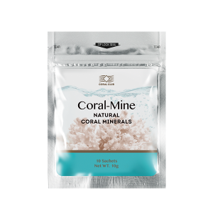 Coral-mine CNS 10 saszetek - 1g Coral Club